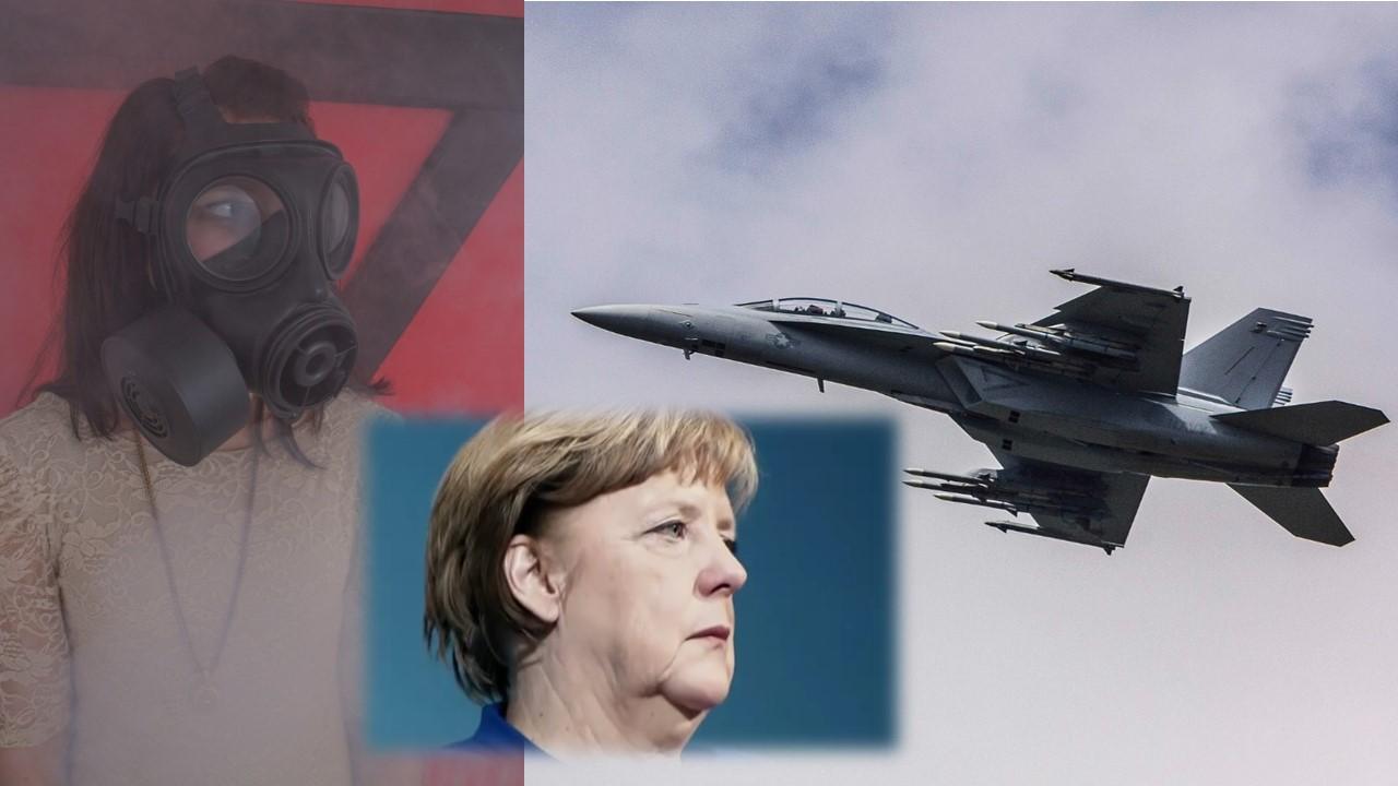 Skripal-Skandal: Strafanzeige gegen Bundeskanzlerin Dr. Angela Merkel und Bundesaußenminister Heiko Maas