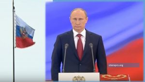 Präsident Vladimir Putin. Foto: and / oterapro.org