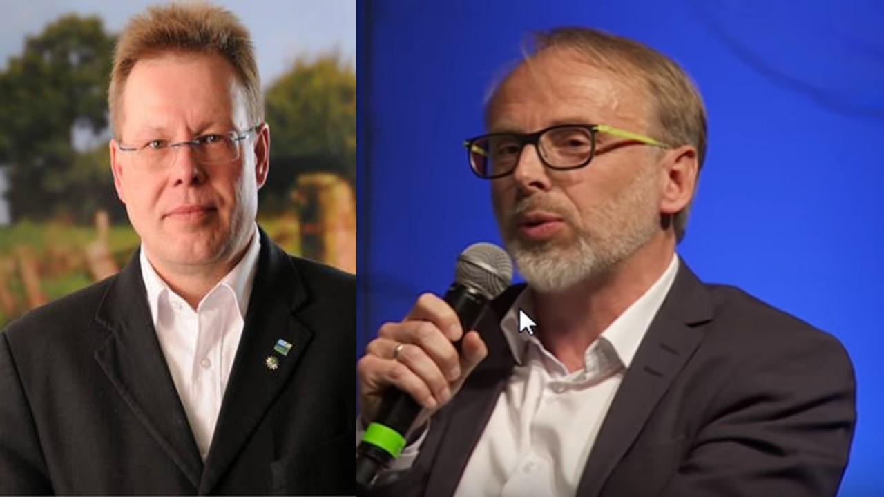 Frank Luttmann (SPD) spricht sich gegen eine Verfolgung von Correctiv Chefredakteur Oliver Schröm aus