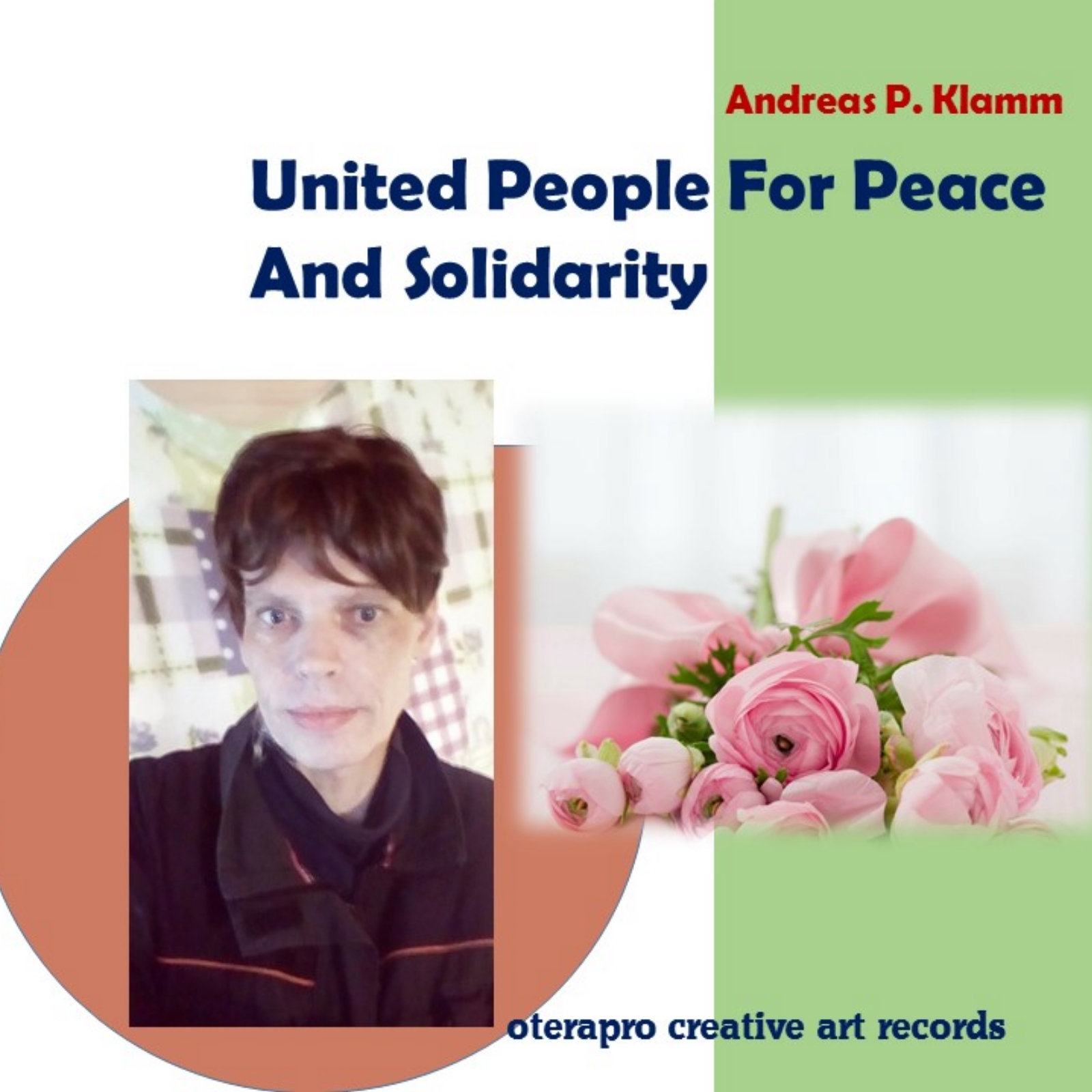 United People For Peace And Solidarity, Music And Artwork by Andreas P. Klamm